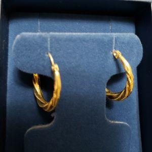 Jewelry - 14k hoop earrings
